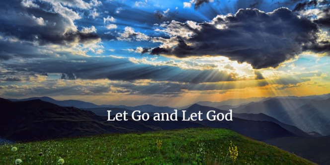 Let Go and Let God OA